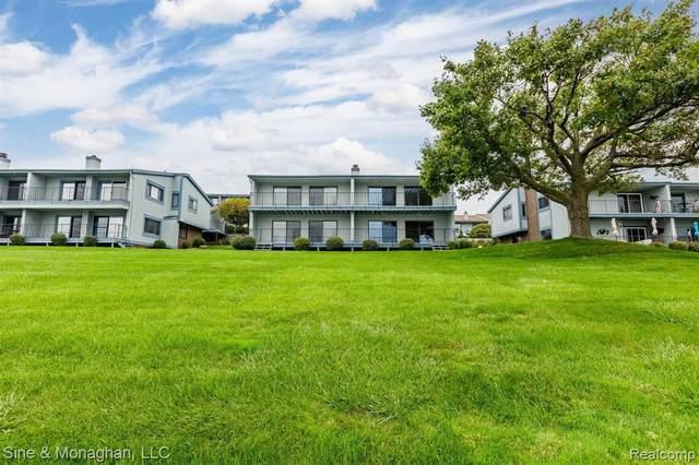 1715 River #56, Saint Clair, MI 48079 (MLS #R2210083280) :: Berkshire Hathaway HomeServices Snyder & Company, Realtors®