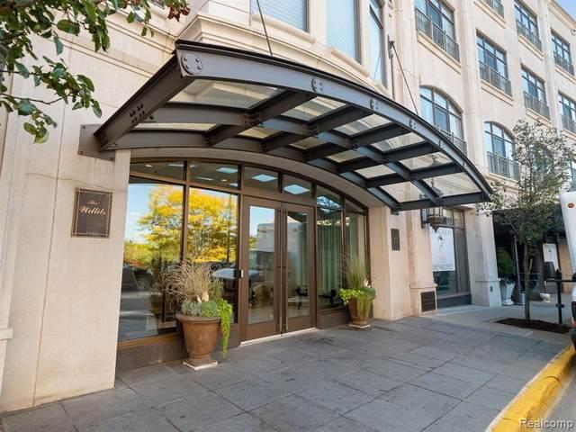 111 Willits Street #312, Birmingham, MI 48009 (MLS #R2210082880) :: Berkshire Hathaway HomeServices Snyder & Company, Realtors®