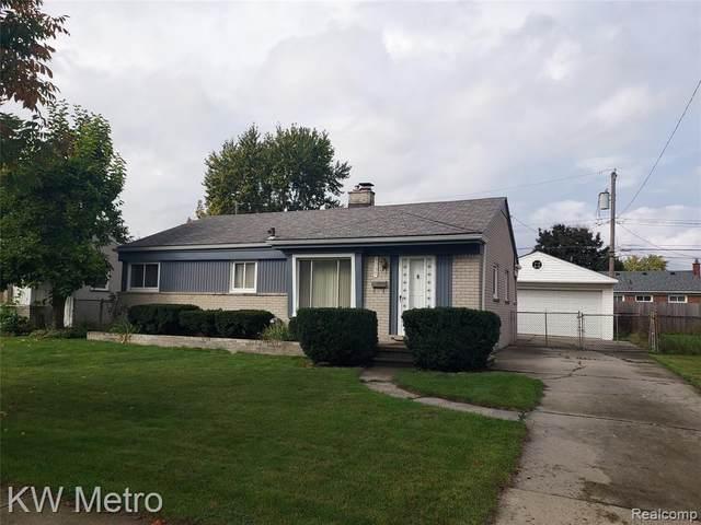5057 Lyons Circle S, Warren, MI 48092 (MLS #R2210085228) :: Berkshire Hathaway HomeServices Snyder & Company, Realtors®