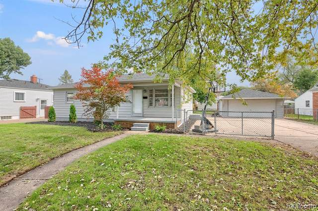 4685 Pelham Street, Dearborn Heights, MI 48125 (MLS #R2210085250) :: Berkshire Hathaway HomeServices Snyder & Company, Realtors®