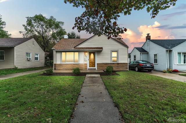 3583 Swanson Street, Wayne, MI 48184 (MLS #R2210085251) :: Berkshire Hathaway HomeServices Snyder & Company, Realtors®