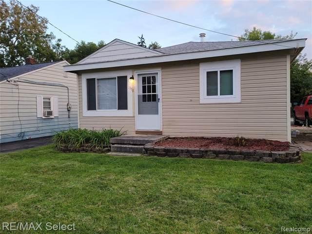 1378 Proper Avenue, Burton, MI 48529 (MLS #R2210085358) :: Berkshire Hathaway HomeServices Snyder & Company, Realtors®
