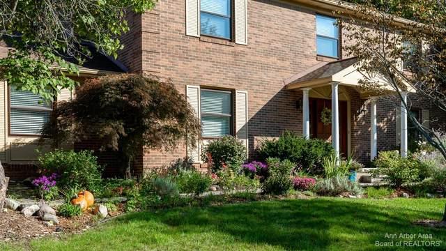 3535 Fox Hunt Drive, Ann Arbor, MI 48105 (MLS #3284387) :: Berkshire Hathaway HomeServices Snyder & Company, Realtors®