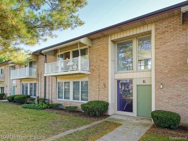 1199 S Sheldon Road #77, Plymouth, MI 48170 (MLS #R2210085091) :: Berkshire Hathaway HomeServices Snyder & Company, Realtors®