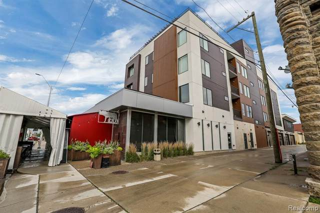 438 Selden Street #303, Detroit, MI 48201 (MLS #R2210085586) :: Berkshire Hathaway HomeServices Snyder & Company, Realtors®