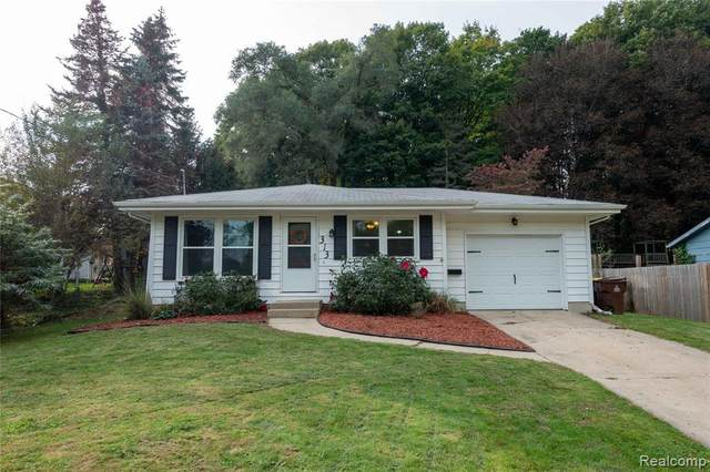 313 Ferguson Road, Marshall, MI 49068 (MLS #R2210085604) :: Berkshire Hathaway HomeServices Snyder & Company, Realtors®
