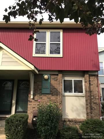 253 N Maple Road, Saline, MI 48176 (MLS #3284365) :: Berkshire Hathaway HomeServices Snyder & Company, Realtors®