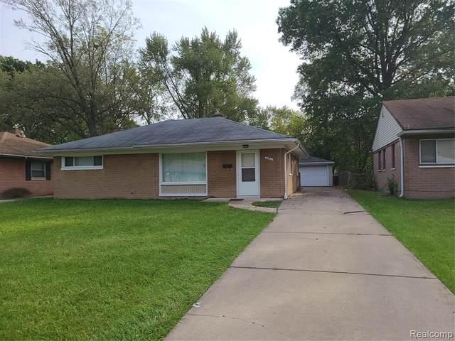 28611 Parkwood Street, Inkster, MI 48141 (MLS #R2210085816) :: Berkshire Hathaway HomeServices Snyder & Company, Realtors®