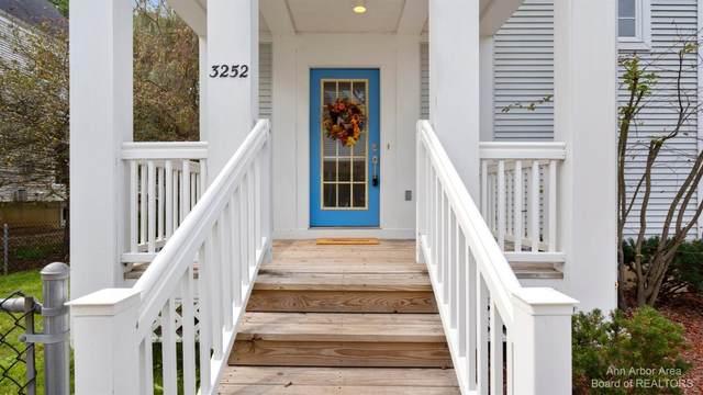 3252 Cardinal Avenue, Ann Arbor, MI 48108 (MLS #3284233) :: Berkshire Hathaway HomeServices Snyder & Company, Realtors®