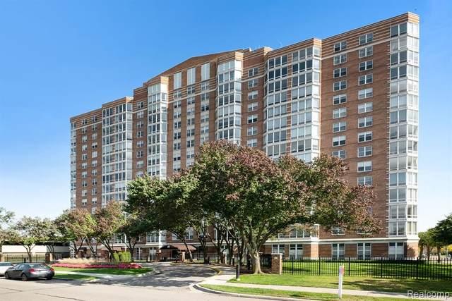 250 E Harbortown Dr #1302/136, Detroit, MI 48207 (MLS #R2210083873) :: Berkshire Hathaway HomeServices Snyder & Company, Realtors®