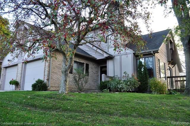 2007 Audubon Dr, Ann Arbor, MI 48103 (MLS #R2210085340) :: Berkshire Hathaway HomeServices Snyder & Company, Realtors®