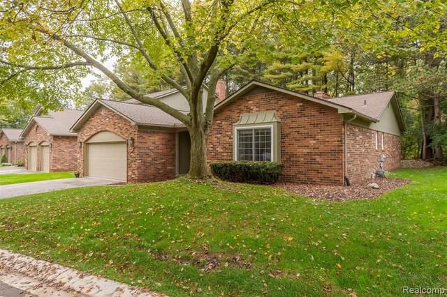 5580 N Adams Way, Bloomfield, MI 48302 (MLS #R2210086104) :: Berkshire Hathaway HomeServices Snyder & Company, Realtors®