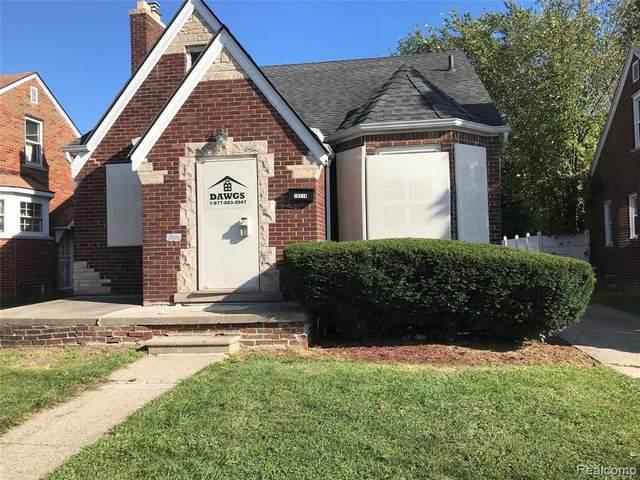 10216 Beaconsfield Street, Detroit, MI 48224 (MLS #R2210086177) :: Berkshire Hathaway HomeServices Snyder & Company, Realtors®