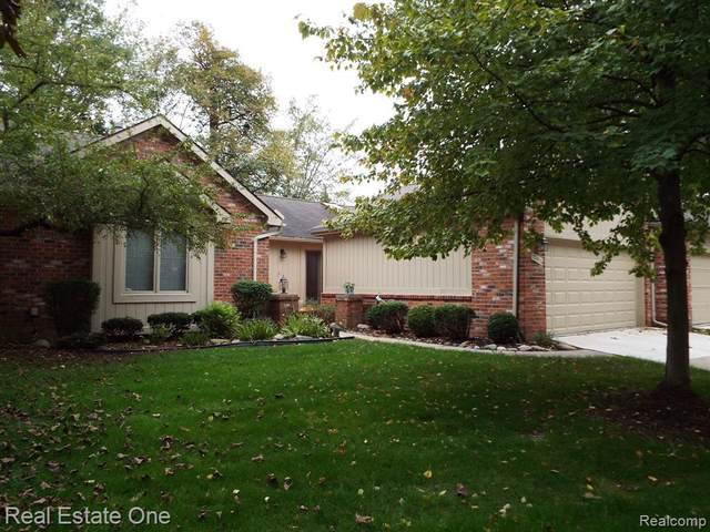 37011 Driftwood, Farmington Hills, MI 48331 (MLS #R2210086305) :: Berkshire Hathaway HomeServices Snyder & Company, Realtors®