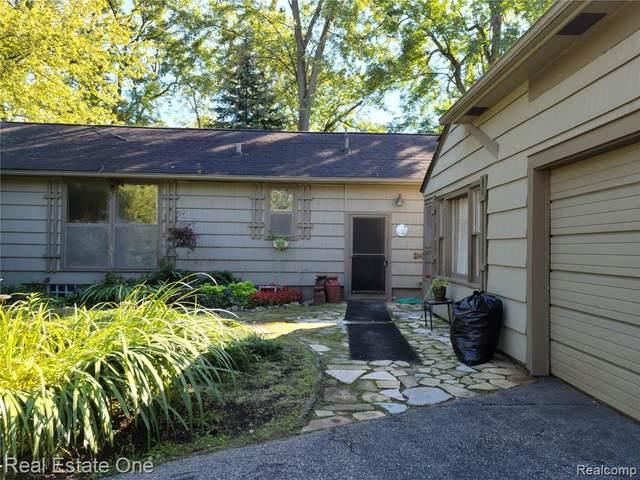 4174 Bunker Avenue, West Bloomfield, MI 48323 (MLS #R2210081681) :: Berkshire Hathaway HomeServices Snyder & Company, Realtors®