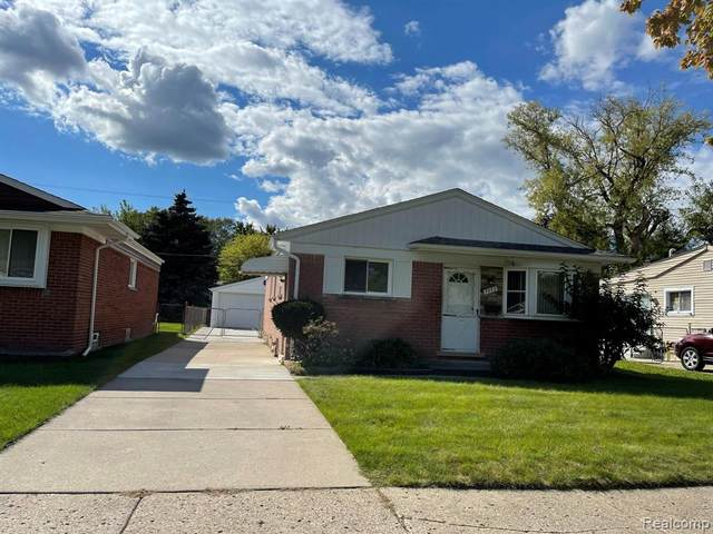 5953 Whitefield Street, Dearborn Heights, MI 48127 (MLS #R2210084766) :: Berkshire Hathaway HomeServices Snyder & Company, Realtors®