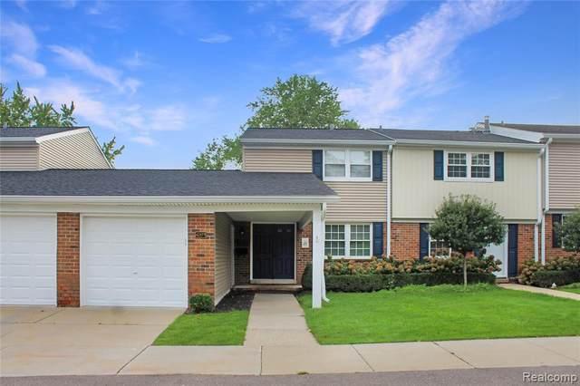 42377 Anchor, Northville, MI 48167 (MLS #R2210086108) :: Berkshire Hathaway HomeServices Snyder & Company, Realtors®