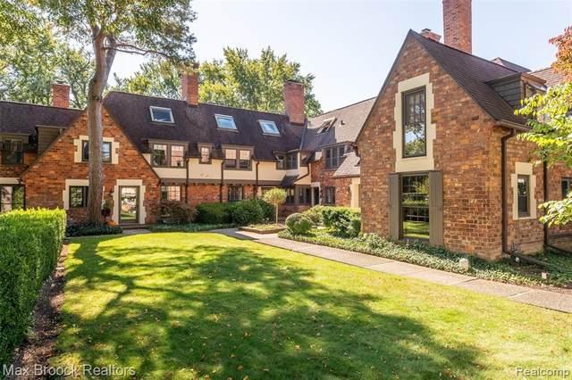 1070 Wimbleton Drive, Birmingham, MI 48009 (MLS #R2210086622) :: Berkshire Hathaway HomeServices Snyder & Company, Realtors®