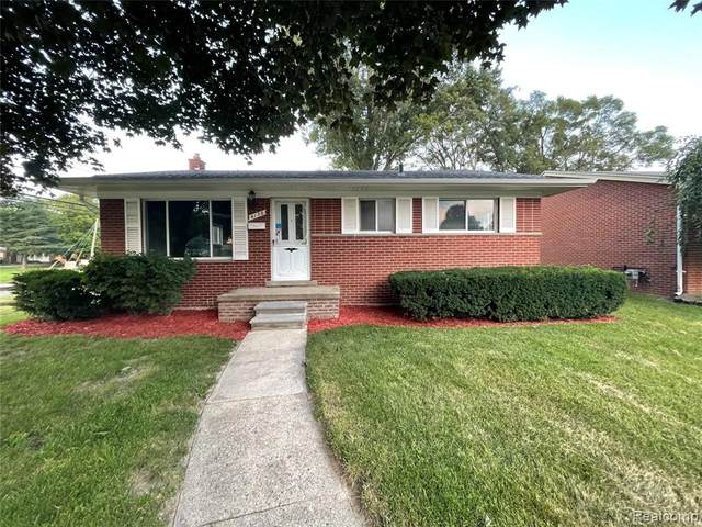 4126 Woodland Avenue, Royal Oak, MI 48073 (MLS #R2210086641) :: Berkshire Hathaway HomeServices Snyder & Company, Realtors®