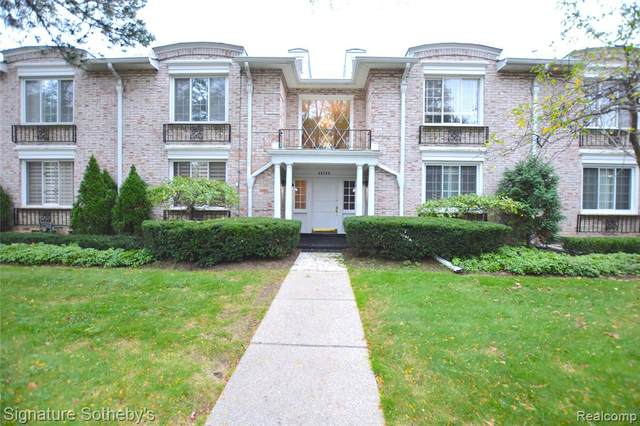 40740 Woodward Avenue #39, Bloomfield Hills, MI 48304 (MLS #R2210086553) :: Berkshire Hathaway HomeServices Snyder & Company, Realtors®