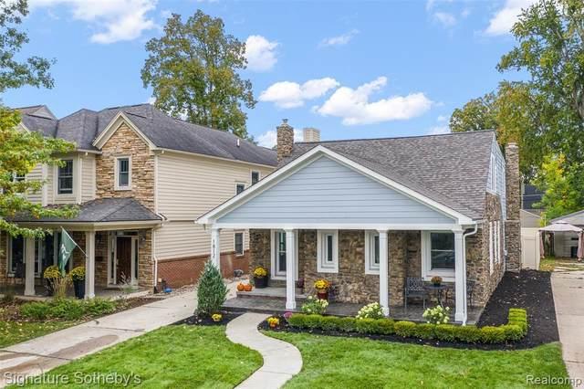 1812 S Bates Street, Birmingham, MI 48009 (MLS #R2210086897) :: Berkshire Hathaway HomeServices Snyder & Company, Realtors®
