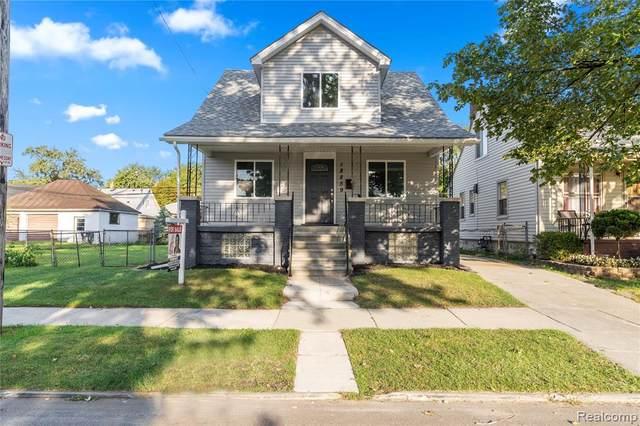 18859 Henry Street, Melvindale, MI 48122 (MLS #R2210086978) :: Berkshire Hathaway HomeServices Snyder & Company, Realtors®