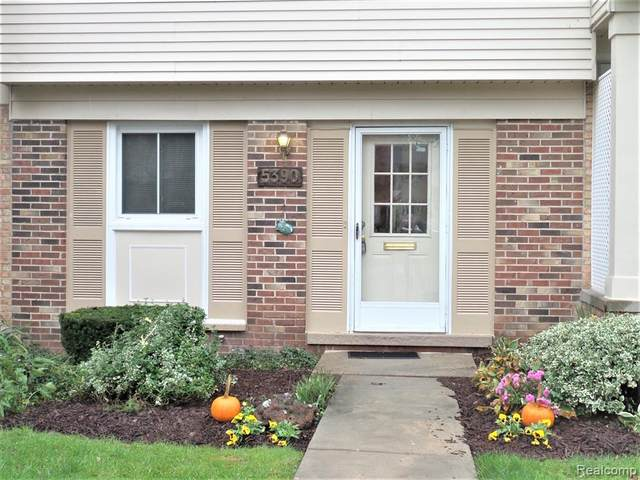5390 Breeze Hill #23, Troy, MI 48098 (MLS #R2210087085) :: Berkshire Hathaway HomeServices Snyder & Company, Realtors®