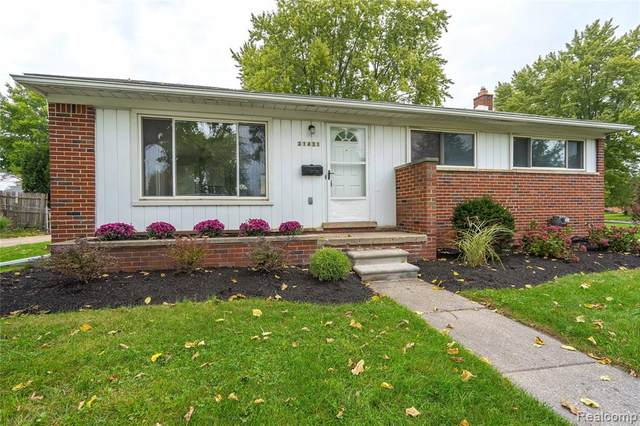 31411 Lyons Circle W, Warren, MI 48092 (MLS #R2210086881) :: Berkshire Hathaway HomeServices Snyder & Company, Realtors®