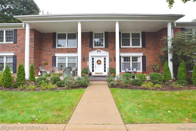 229 Barden Road, Bloomfield Hills, MI 48304 (MLS #R2210087133) :: Berkshire Hathaway HomeServices Snyder & Company, Realtors®