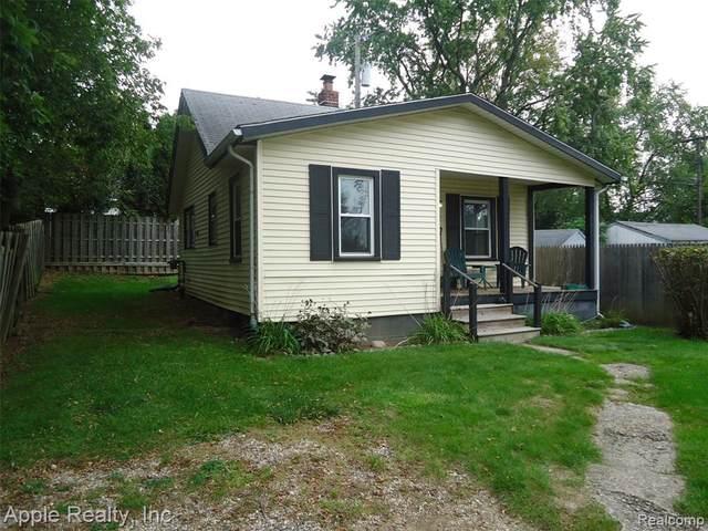 86 W Tennyson Avenue, Pontiac, MI 48340 (MLS #R2210087176) :: Berkshire Hathaway HomeServices Snyder & Company, Realtors®