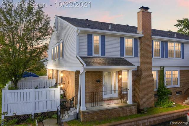 42139 Pellston Drive, Northville, MI 48167 (MLS #R2210085124) :: Berkshire Hathaway HomeServices Snyder & Company, Realtors®