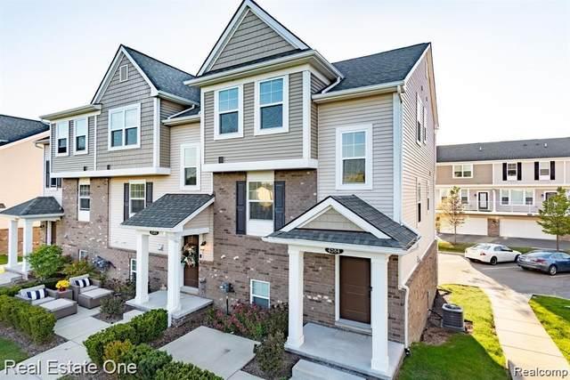 4584 Bradley Circle, Troy, MI 48085 (MLS #R2210087558) :: Berkshire Hathaway HomeServices Snyder & Company, Realtors®