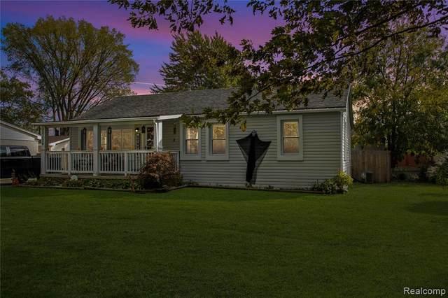 20226 Homeland Street, Roseville, MI 48066 (MLS #R2210087627) :: Berkshire Hathaway HomeServices Snyder & Company, Realtors®