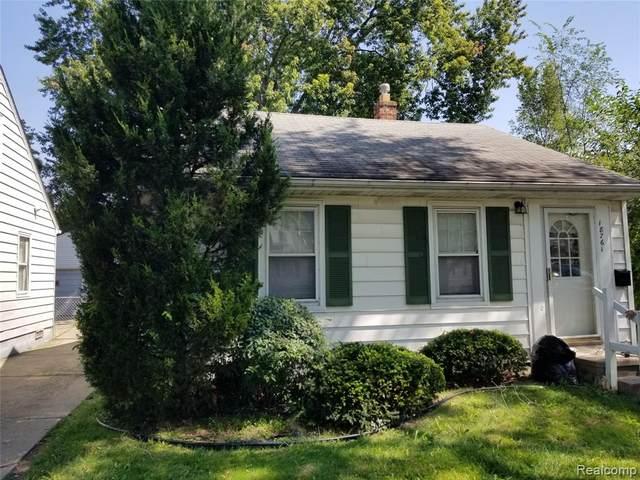18761 Kingsville Street, Harper Woods, MI 48225 (MLS #R2210087676) :: Berkshire Hathaway HomeServices Snyder & Company, Realtors®