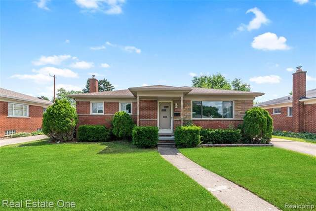 8484 Berwyn Street, Dearborn Heights, MI 48127 (MLS #R2210087694) :: Berkshire Hathaway HomeServices Snyder & Company, Realtors®