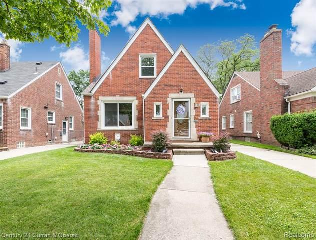 828 N Rosevere Avenue, Dearborn, MI 48128 (MLS #R2210087804) :: Berkshire Hathaway HomeServices Snyder & Company, Realtors®