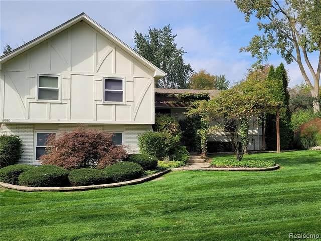 6980 Sandalwood Drive, Bloomfield Hills, MI 48301 (MLS #R2210087608) :: Berkshire Hathaway HomeServices Snyder & Company, Realtors®