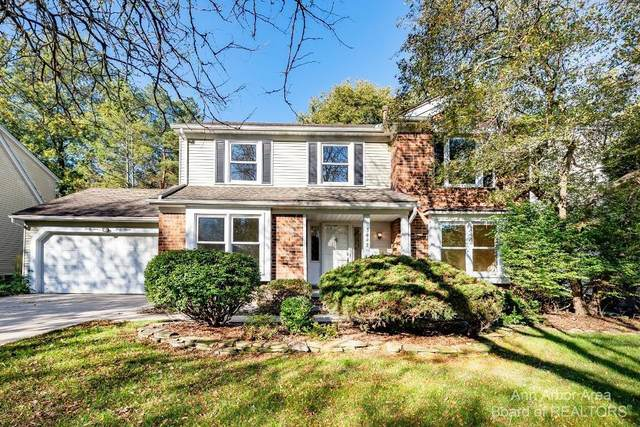 3447 Yellowstone Drive, Ann Arbor, MI 48105 (MLS #3284565) :: Berkshire Hathaway HomeServices Snyder & Company, Realtors®
