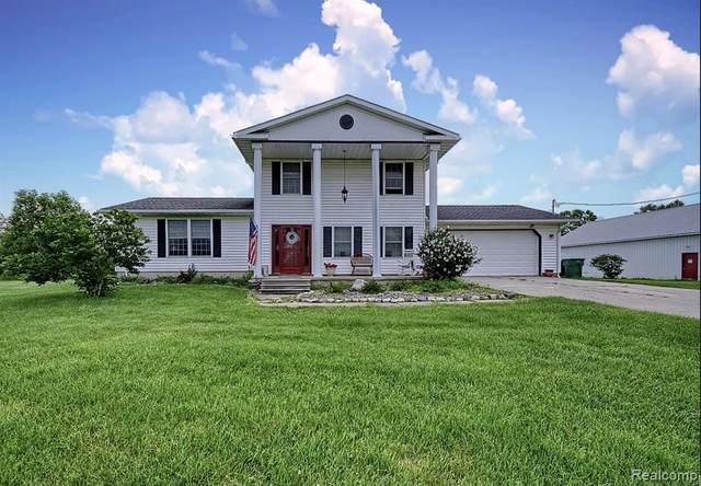 1442 Riley Center Road, Riley, MI 48041 (MLS #R2210057824) :: Berkshire Hathaway HomeServices Snyder & Company, Realtors®