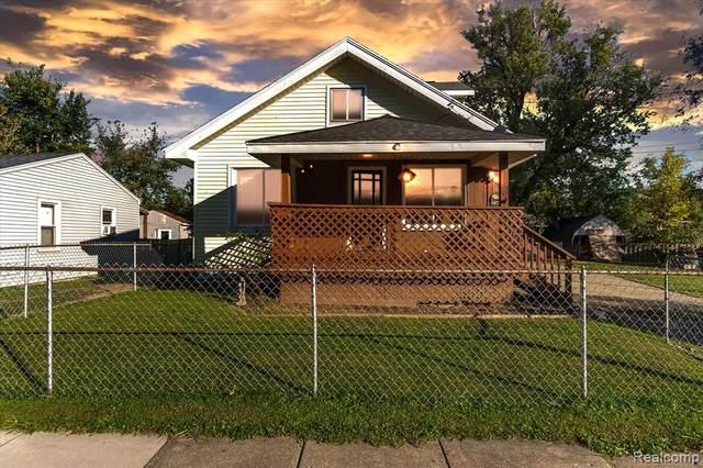 1347 Donovan Street, Burton, MI 48529 (MLS #R2210088149) :: Berkshire Hathaway HomeServices Snyder & Company, Realtors®