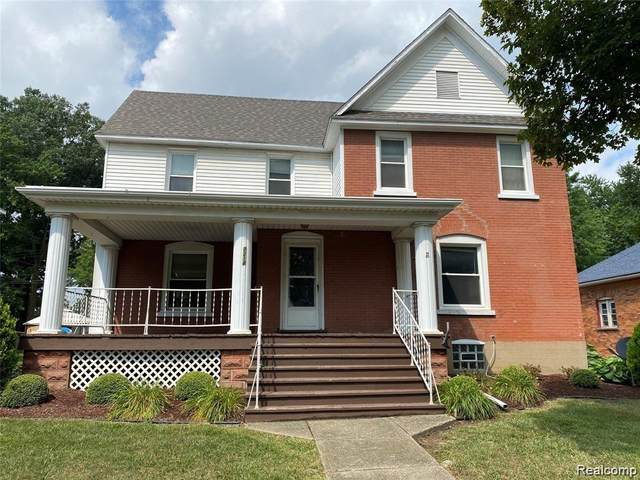 3214 Main Street, Marlette, MI 48453 (MLS #R2210088222) :: Berkshire Hathaway HomeServices Snyder & Company, Realtors®
