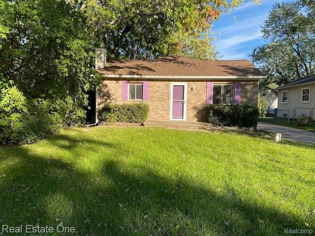 815 Gibson Street, Oxford, MI 48371 (MLS #R2210088264) :: Berkshire Hathaway HomeServices Snyder & Company, Realtors®