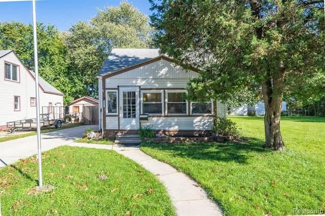 23432 Cayuga Avenue, Hazel Park, MI 48030 (MLS #R2210088213) :: Berkshire Hathaway HomeServices Snyder & Company, Realtors®