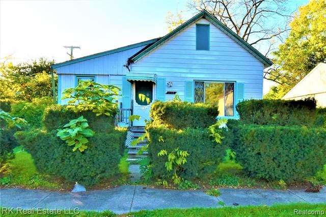 158 Beyne Street, Mount Clemens, MI 48043 (MLS #R2210088472) :: Berkshire Hathaway HomeServices Snyder & Company, Realtors®
