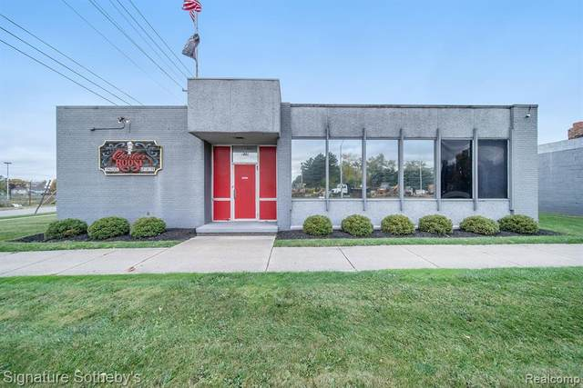 975 Baldwin Avenue, Pontiac, MI 48340 (MLS #R2210088565) :: Berkshire Hathaway HomeServices Snyder & Company, Realtors®