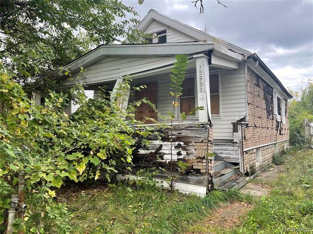 12502 Fairport Street, Detroit, MI 48205 (MLS #R2210086985) :: Berkshire Hathaway HomeServices Snyder & Company, Realtors®