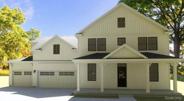 6755 Alto Farm, Alto, MI 49302 (MLS #R2210088554) :: Berkshire Hathaway HomeServices Snyder & Company, Realtors®