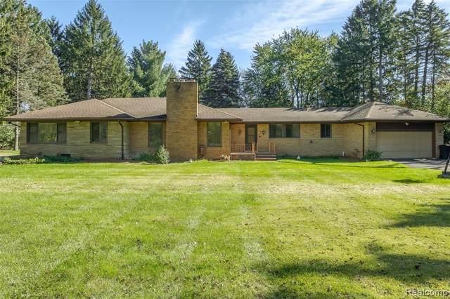 7485 Verona Drive, West Bloomfield, MI 48322 (MLS #R2210088385) :: Berkshire Hathaway HomeServices Snyder & Company, Realtors®