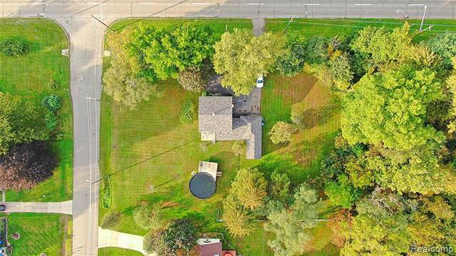 0-Lot 123 Six Mile, Redford, MI 48240 (MLS #R2210088731) :: Berkshire Hathaway HomeServices Snyder & Company, Realtors®