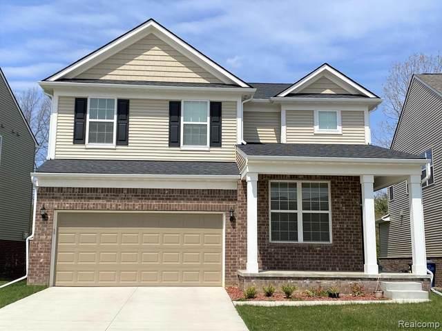 2838 Dillon Drive, Ann Arbor, MI 48105 (MLS #R2210088757) :: Berkshire Hathaway HomeServices Snyder & Company, Realtors®